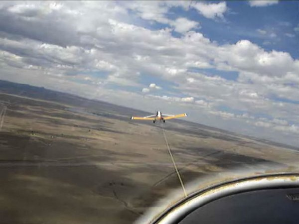 Click here to watch a sailplane flight video