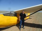 Lee-S First Solo 120408.JPG - <p>Lee S First Solo - April 2012</p>